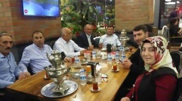 AK PARTİ ARDAHAN KADIN KOLLARI BAŞKANINI KAÇIRDILAR!