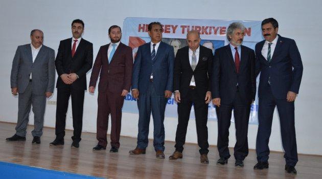 AK Parti Ermeni Vekille Başkanlığında Teamüle Gitti..