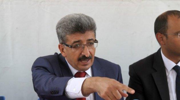 AK Partililerin Beklentisi Olmadı, Vali Kaldı!