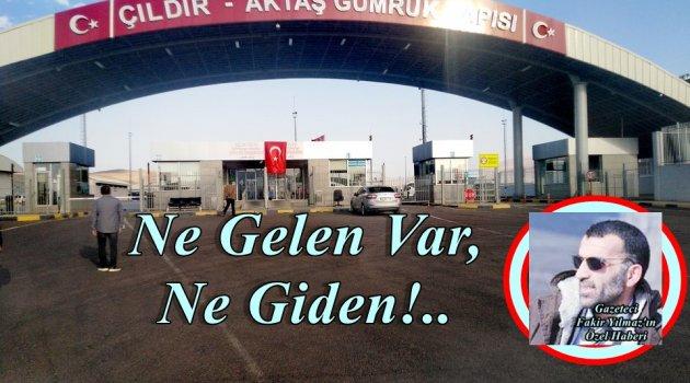 AKTAŞ'A PANDEMİ VE ERMENİ ENGELİ!..