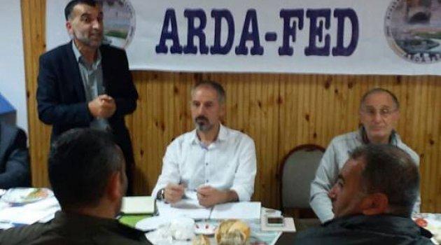 ARDA/FED DERNEK ZİYARETLERİ SÜRÜYOR..