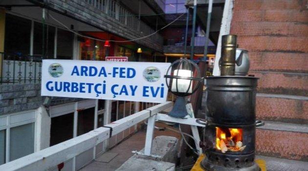 ARDAFED Ardahan'a Gelenleri Çay Evinde Konuk Edecek..