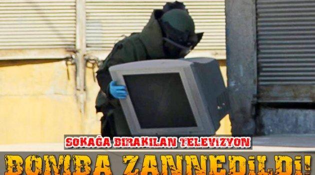 ARDAHAN'DA GECE KARANLIĞINDA BOMBA ŞÜHPESİ!
