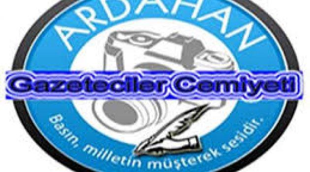 Ardahan Gazeteciler Cemiyeti: Gazeteci'ye Saldıranlar Yarın Kendilerine Saldıracaklara Yol Açar!..