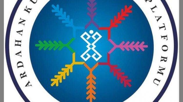 Ardahan Kültür ve Sanat Platformu Basın Açıklamasıdır.