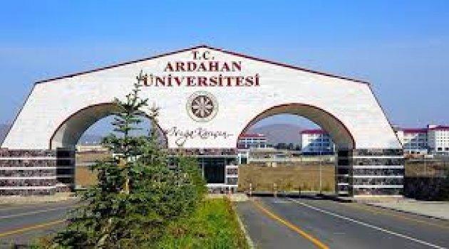 Ardahan Üniversitesine Soruşturma