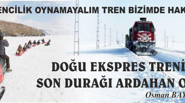 ARDAHAN YÜKSEK RİSKLİ!..