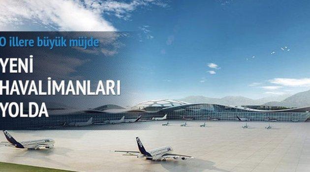 Ardahan'a Değil, Ardahan'da Küçük Bayburt'a Havaalanı Yapılacak!