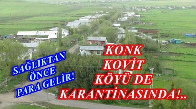 ARDAHAN'DA BİR KÖY DAHA KARANTİNADA!..