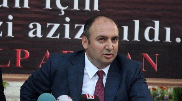 Ardahanlı İl Başkanı İstanbul MHP'den Aday Oldu!