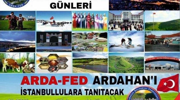 ARDAFED İSTANBUL ANKARA'DAYDI..