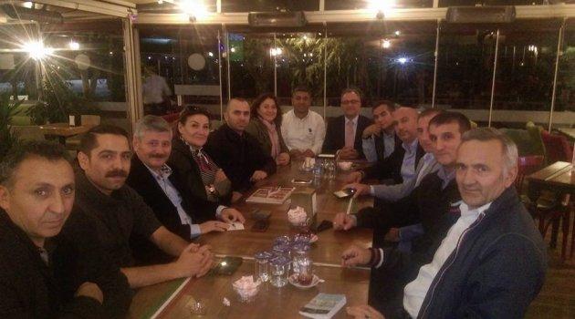 Ardahanlılar İstanbul'da Örgütlenmeye Devam Ediyor..
