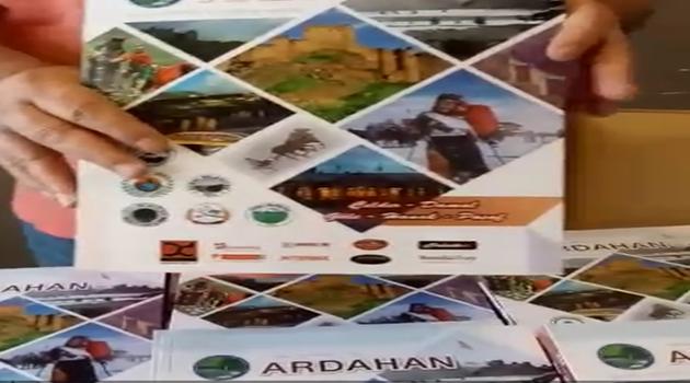 ARDFED Bu Kez de Ardahan Ansiklopedisini Çıkardı...