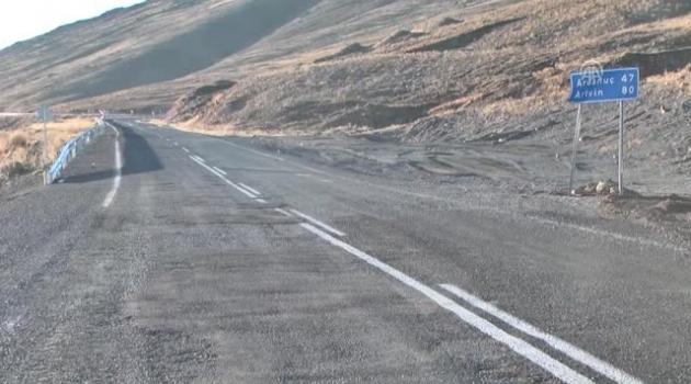 ARTVİN'DEN ARDAHAN'A GİRİŞ/ÇIKIŞLAR KAPATILDI!