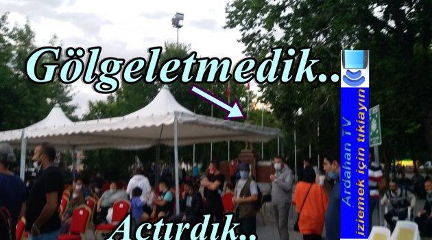 HABERİMİZ ATATÜRK'Ü GÖLGELETMEDİ!