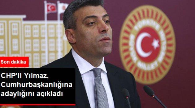 CHP'nin Adayı Ardahan Milletvekili Başkanlığa Adayım Dedi!..
