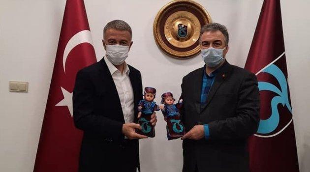DAMAL BEBEĞİ TRABZON SPORLU OLDU!..