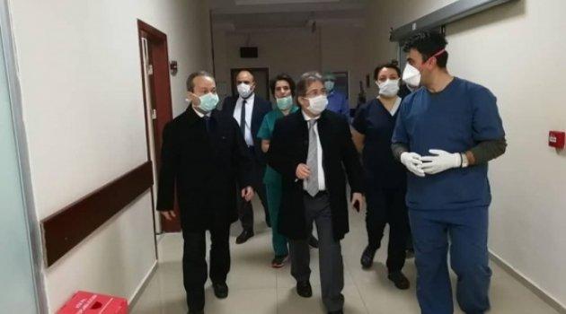 Doktor ve Sağlıkçılar İzole Kamplarına Alınacak..