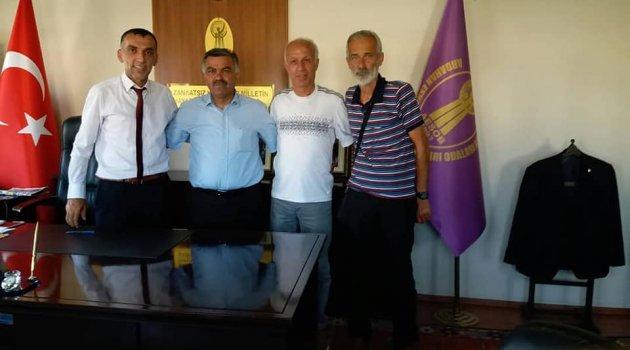 Esnaf Odalarından Serhat'a Tam Destek..