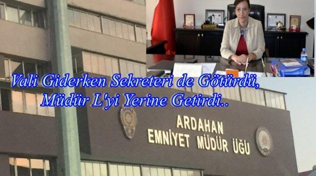 Gazeteci Yazdı, Genel Sekreter Gitti, L Yerini Geldi!!..