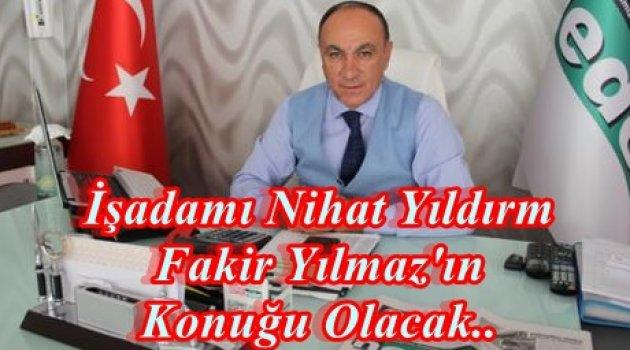 Gazetecinin Konuğu Gazete Patronu Olacak..