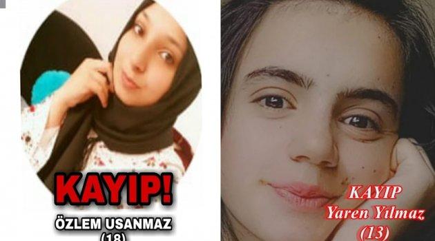 GÖLELİ İKİ KIZ 2 GÜNDÜR KAYIP!..