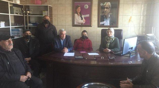 HDP İl Başkanı: İktidar yetmedi birde parti içi engele takılıyoruz..