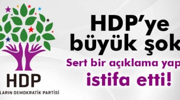 HDP'nin Adayı Sıralamayı Kabul Etmedi, İstifa Etti!..