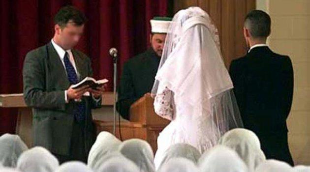 İlk Müftülü Nikah Ardahan'dan!