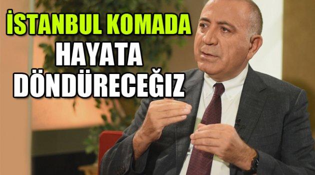 İstanbul Komada!