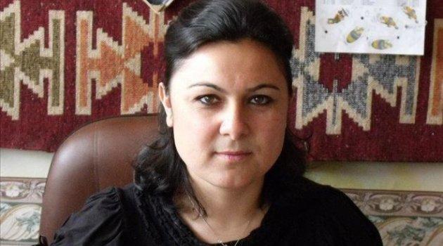 Kadın Muhabirimiz Muhtar Adayı Bir Hayli İddialı..