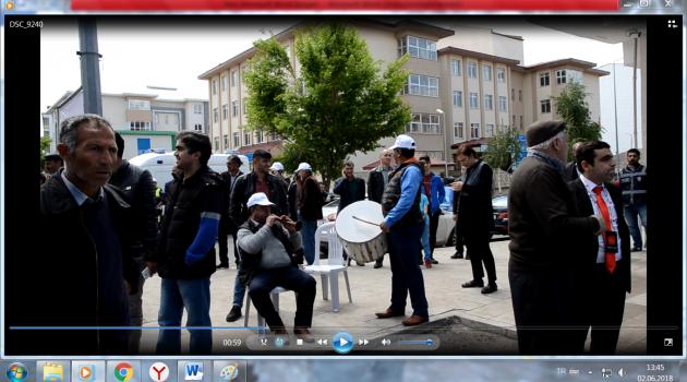 LGS Sınavı AKP'nin Davul Zurna Eşliğinde Yapıldı!