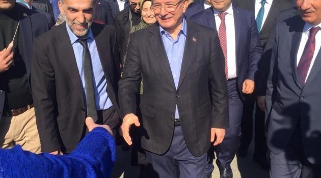 Gazeteciler, Gelecek Partisi Genel Başkanı, Eski Başbakan Ahmet Davutoğlu ile Zoom'da Görüştü..