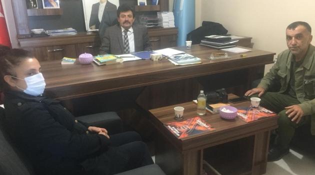 CHP İl Başkanı Yalçın Taştan: İlk Seçimde Milletvekili Adayıyım..
