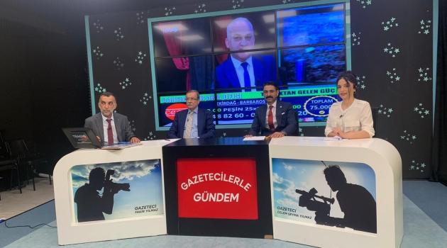 Gazeteci Özlem Sordu, Prof. Şirin Cevapladı..