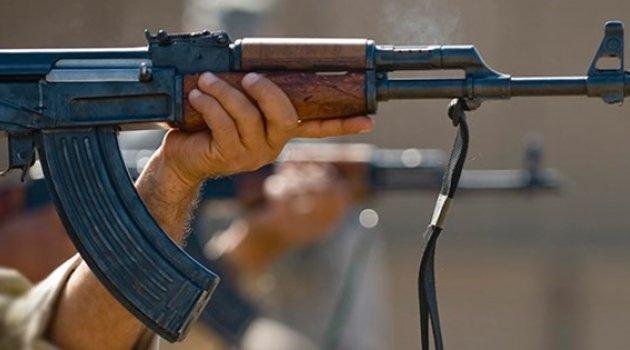 Seçim Öncesi Kalaşnikof Silah İle Bir Kişi Öldürüldü!