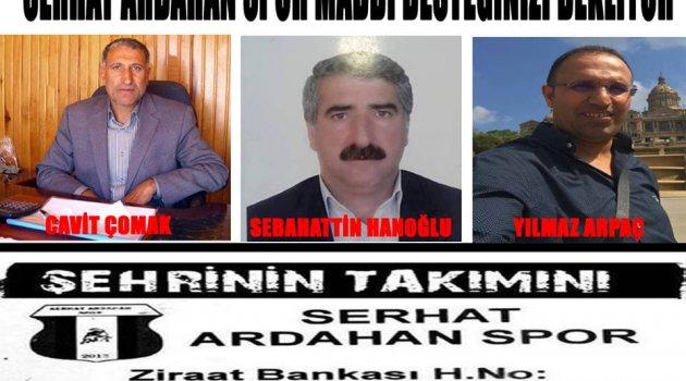 Serhat'a Ardahanlı Tüccarlardan Destek..