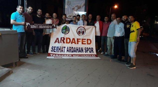 Serhat Ardahan Spor İçin İstanbul'da Bir Araya Geldiler..