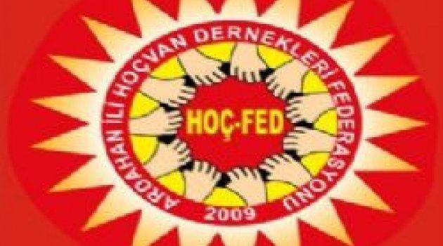 Sosyalist yazarlardan sonra HOÇ/FED'de Ardahan'da
