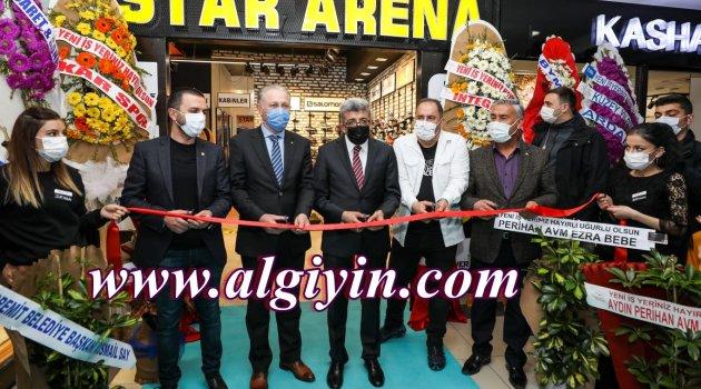 STAR ARENE DOĞU'YA, www.algiyin.com DÜNYA AÇILMAYA DEVAM EDİİYOR..