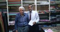90 Yaşında ki Devden Serhat Ardahan Spor'a Anlamlı Destek!..