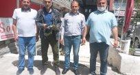 Merkez CHP'den Gazetecilere Bayram Hediyesi..