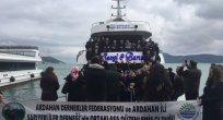 ARDA/FED BAKANI YOLCU ETTİ,  EMİTT'İ VE ARDAHANLILARI AĞIRLADI..
