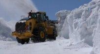 Kardan Kapalı Yollar Açılıyor..