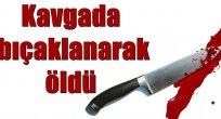 Ardahan'da Bir Kişi Daha Bıçaklanarak Öldürüldü!..