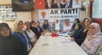 Kartal'ın AK Kadın Kartalları..