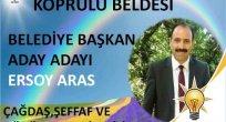 AK Parti Adaları da Boy Göstermeye Başladı..