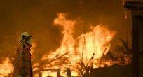 Posof'ta Yangın Evi Kül Etti!
