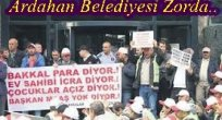 İKİ KIZAKLA ÇILDIR'I TANITIYORLAR!