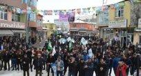 HDP'DEN GÖLE'YE ÖZEL İLGİ MİTİNGİ!